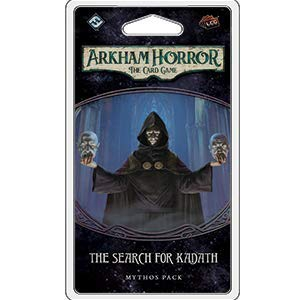 Fantasy Flight Games The Search for Kadath Mythos Pack: Arkham Horror the Card Game LCG