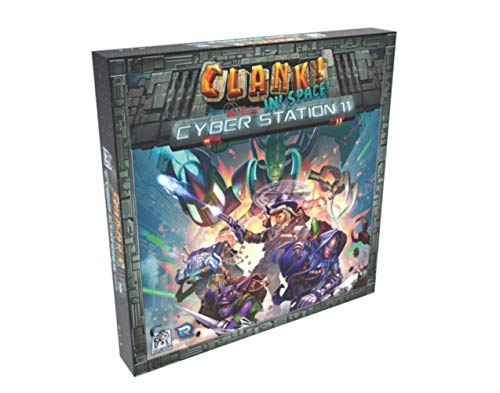 Clank! In! Space! Cyberstation 11 Expansion