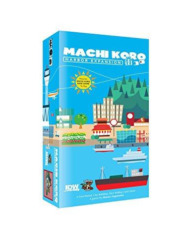 Machi Koro Card Game: Harbor Expansion