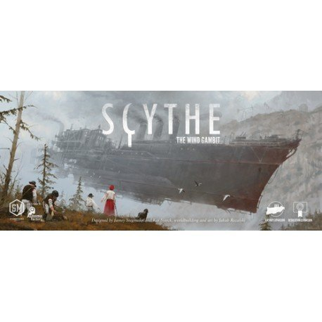 Scythe: The Wind Gambit (Expansion)