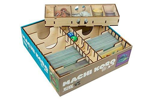 Broken Token Box Organizer for Machi Koro