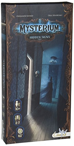 """Libellud LIBMYST02US """"Mysterium Hidden Signs Expansion"""" Game"""
