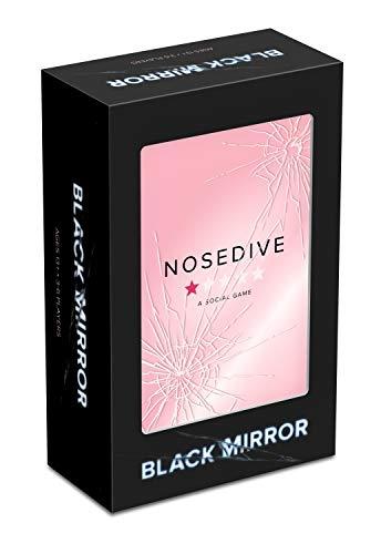 Prospero Hall ASMBM01EN Black Mirror: Nosedive, Mixed Colours
