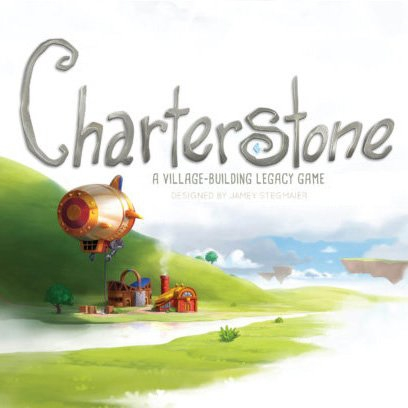 Charterstone - Legacy Board Game