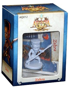 Zahra mini expansion for Arcadia Quest