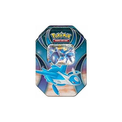 "Pokemon ""EX Beyond The Ordinary! 2015 Fall Tin ""Latios-EX"""