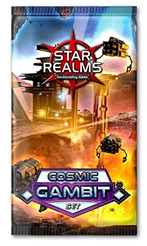 Star Realms - Cosmic Gambit Booster Pack Expansion