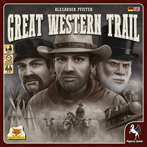 Great Western Trail (Pegasus Press PEG54590G)