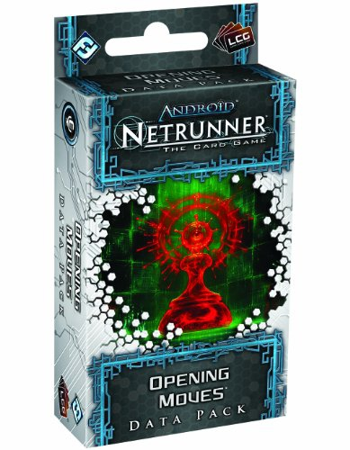 Android: Netrunner Lcg: Opening Moves Data Pack