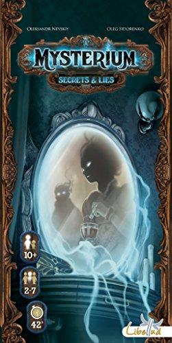 Mysterium Secrets & Lies Expansion