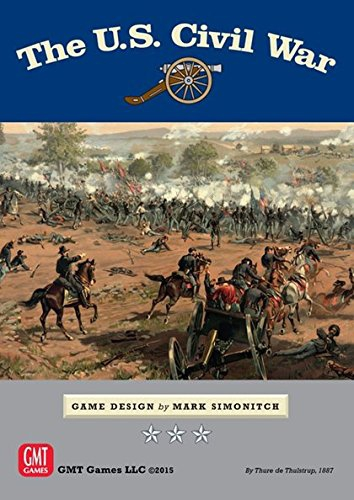 The U.S. Civil War - Board Game - Historical Wargame