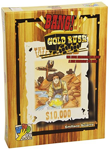 Bang! Expansion: Gold Rush