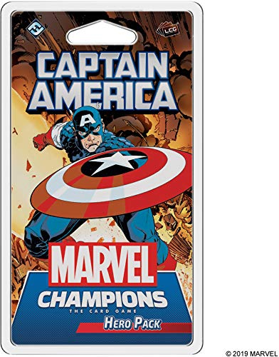 Fantasy Flight Games Captain America Hero Pack