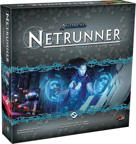 Android Netrunner: The Card Game Core Set