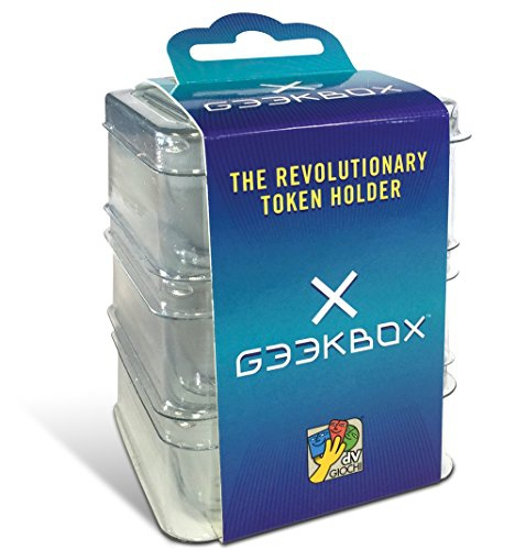 9 Geekboxes (3 x set of 3)