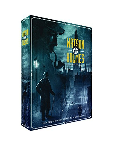 Watson & Holmes Card Game