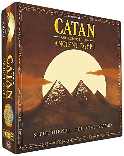 Catan Ancient Egypt Board Game