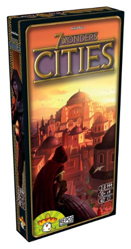 7 Wonders Expansion: Cities