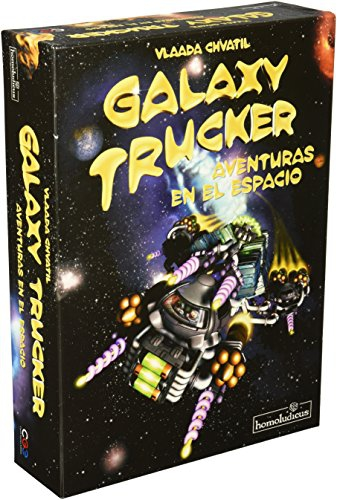 Galaxy Trucker Board Game