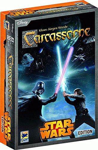 Star Wars Carcassonne [English/German/French/Italian]