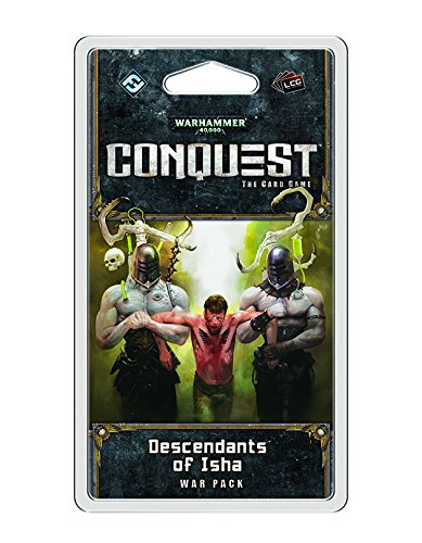 Warhammer 40k Conquest Lcg: Descendants of Isha War Pack