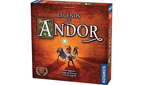 Legends of Andor (Base Game)