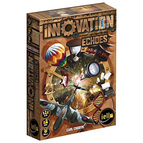 Innovation: Echoes Boxed Card Game Expansion