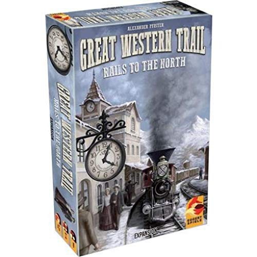Great Western Trail expansion: Rails to the North
