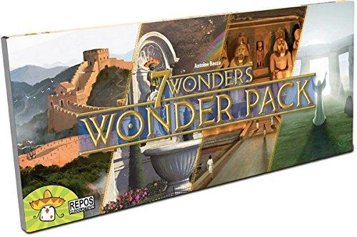 7 Wonders Expansion: Wonder Pack