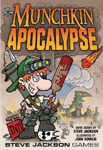Munchkin Apocalypse Card Game