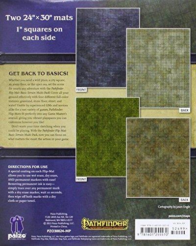 Boardgamemonster Pathfinder Flip Mat Basic Terrain