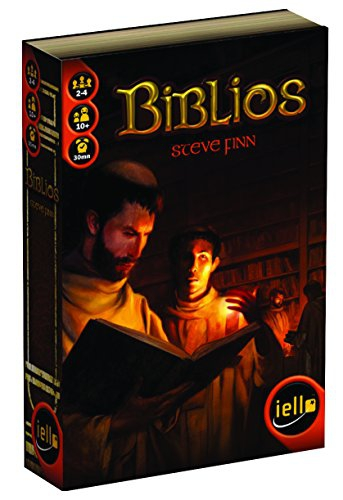 Iello Biblios Card Game