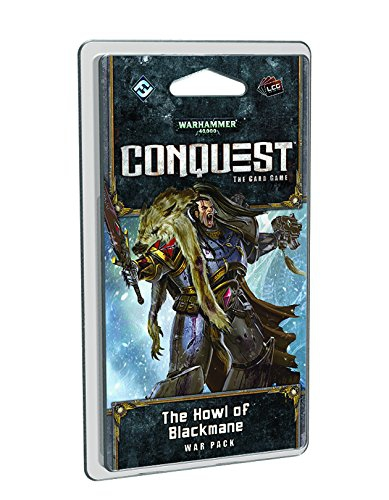Warhammer 40,000 Conquest Card Game: The Howl of Blackmane War Pack