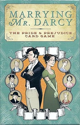 Game Salute Marrying Mr. Darcy The Pride and Prejudice Card Game
