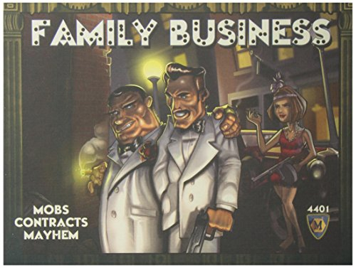 Mayfair Family Business Revised Edition Game