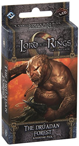 The Lord of the Rings: The Card Game Expansion: The Druadan Forest Adventure Pack