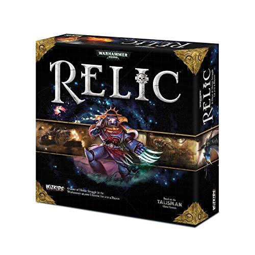Wizkids Games: Warhammer 40K: Relic Board Game (Standard Edition)