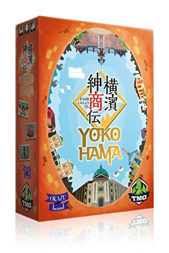 Tasty Minstrel Games TTT2017 Yokohama Board Game