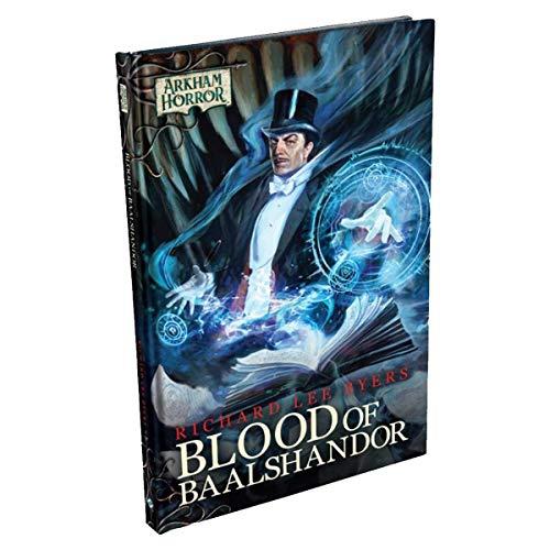 Fantasy Flight Games Blood of Baalshandor: Arkham Horror Novella - English
