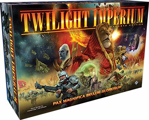 Fantasy Flight Games FFGTI07 Twilight Imperium 4th Edition Game