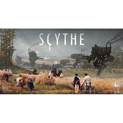 Scythe - Brettspiel - GERMAN Edition
