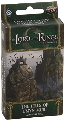The Lord of the Rings: The Card Game Expansion: The Hills of Emyn Muil Adventure Pack