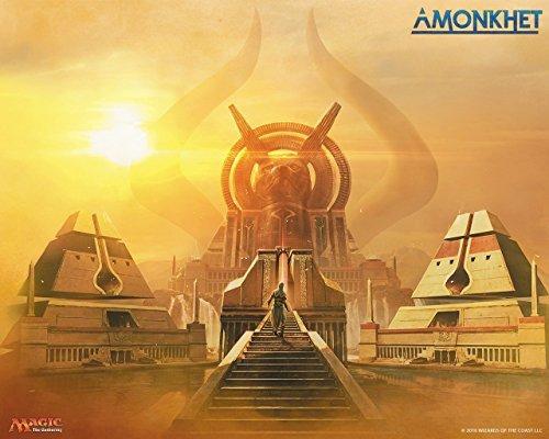 Magic The Gathering 14987 Amonkhet Land Station