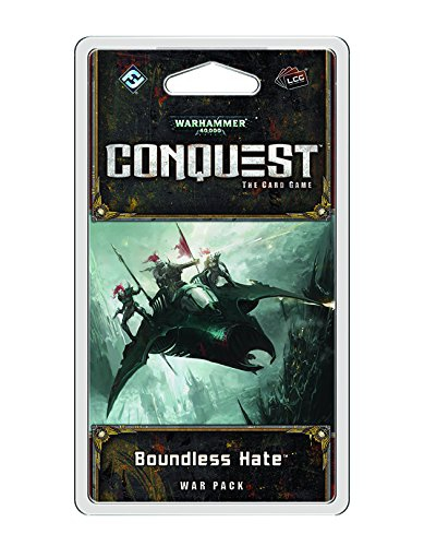 Warhammer 40,000: Conquest LCG: Boundless Hate War Pack