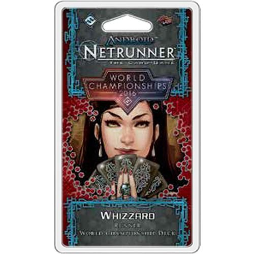 Android Netrunner The Card Game 2016 World Champion Runner Deck
