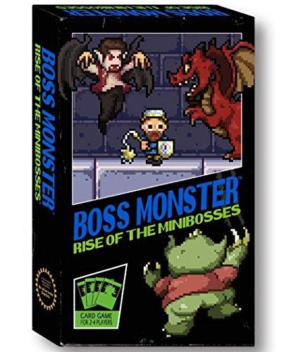 Rise To Power Monstrosity: Boss Monster Rise Of The Minibosses
