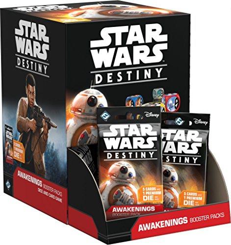 Fantasy Flight Games FFGSWD03 Star Wars Destiny Awakenings Booster Display Pack