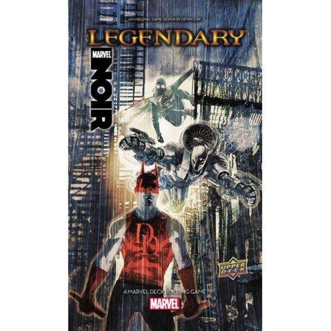Marvel Legendary Noir Small Box Expansion - English
