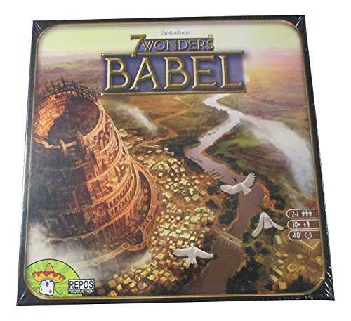 Repos Production 7 Wonders Babel Game
