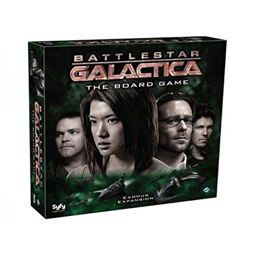 Battlestar Galactica Expansion: Exodus